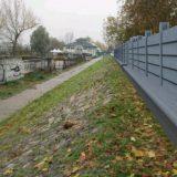 Radojičić: Umesto džakova mobilna brana protiv izlivanja Dunava 14