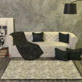 Kako odabrati tepih idealne boje, veličine i oblika 6