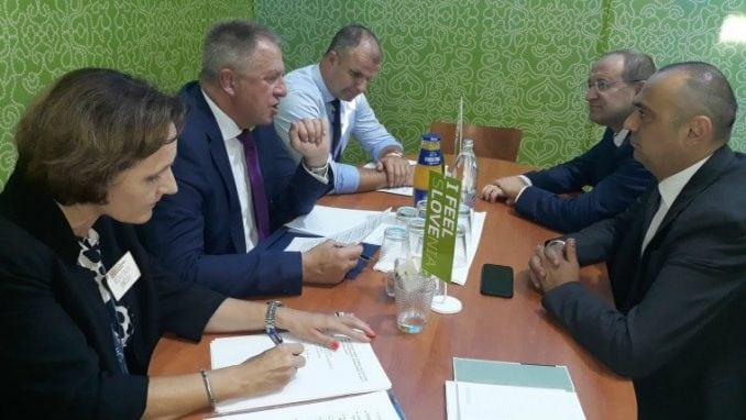 U Celju o proširenju poslovne saradnje Srbije i Slovenije 1