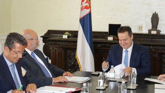 Dačić sa Zanijerom o položaju manjina u Srbiji 4