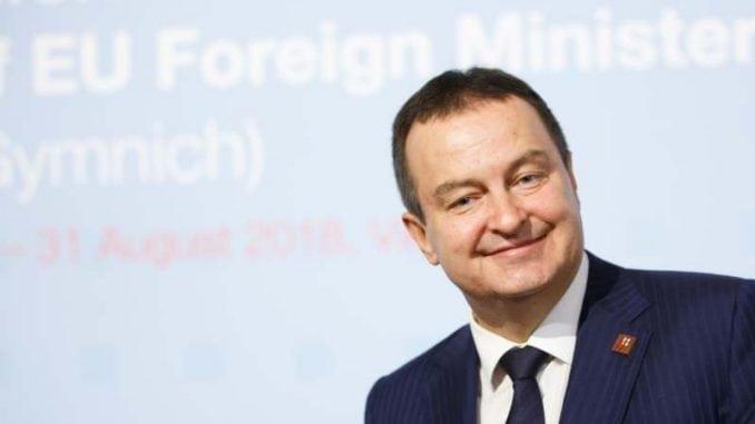 Dačić: Da se zemlje u razvoju snažnije razvijaju 1