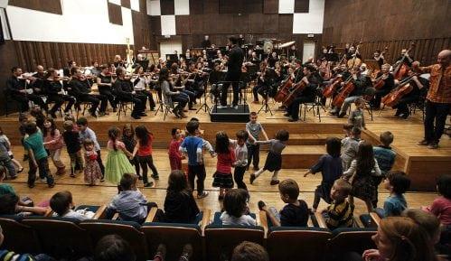 Umesto jednog, Filharmonija priređuje četiri koncerta za bebe 6
