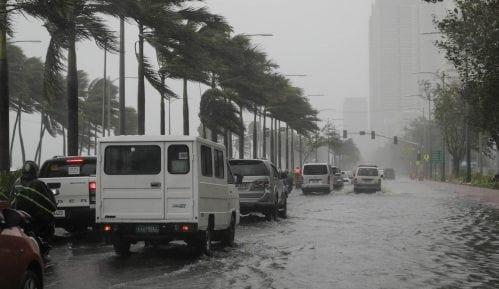 Najmanje 28 žrtava tajfuna na Filipinima 14