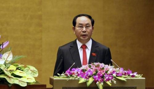 Preminuo predsednik Vijetnama Tran Dai Kvang 13