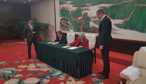 Potpisan Memorandum sa Kinom u oblasti supervizije banaka i osiguravajućih društava 13