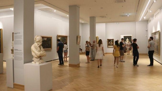 Ukradena slika Van Hujsuma vraćena muzeju 4