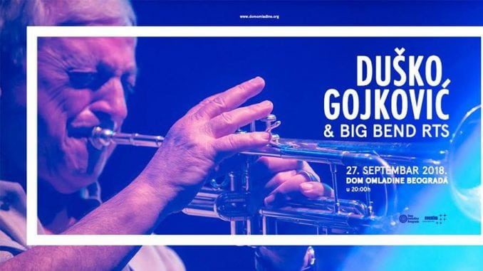 Koncert Duška Gojkovića i Big benda RTS-a 27. septembra u Beogradu 4