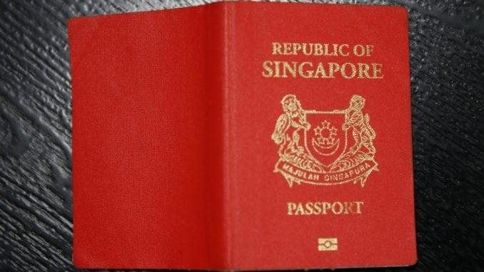 Singapurski pasoš najmoćniji u svetu 1