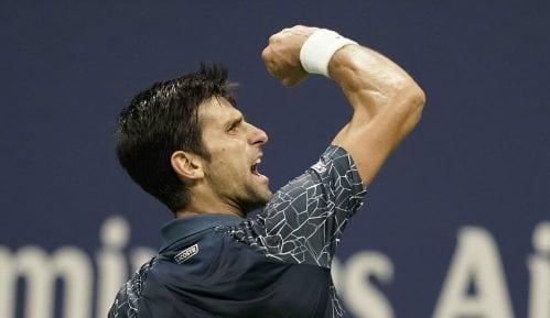 Novak Đoković ne može pre finala na Rodžera Federera u Šangaju 13