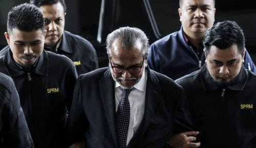 Uhapšen bivši premijer Malezije 5