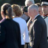 Američki ministar odbrane stigao u Skoplje 1