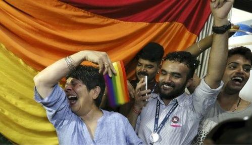 Gej seks više nije krivično delo u Indiji 1
