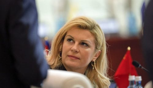 Grabar-Kitarović: Odluka o kandidaturi za drugi mandat posle 5. avgusta 1