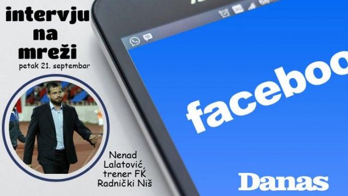 Lalatović odgovara 21. septembra na pitanja na Fejsbuku 1