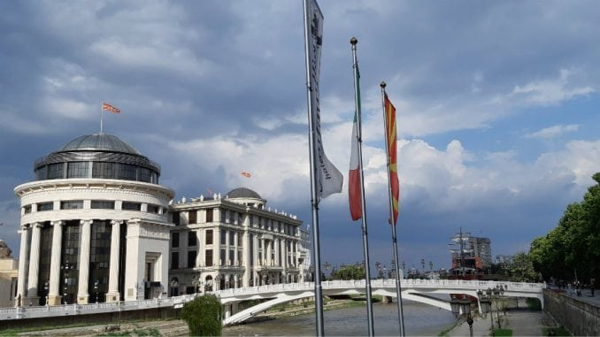 Makedonska opozicija počela proteste protiv novoizabrane vlade 2