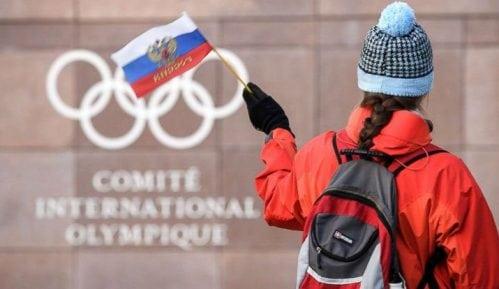 Ukinuta kazna sportistima Rusije 15