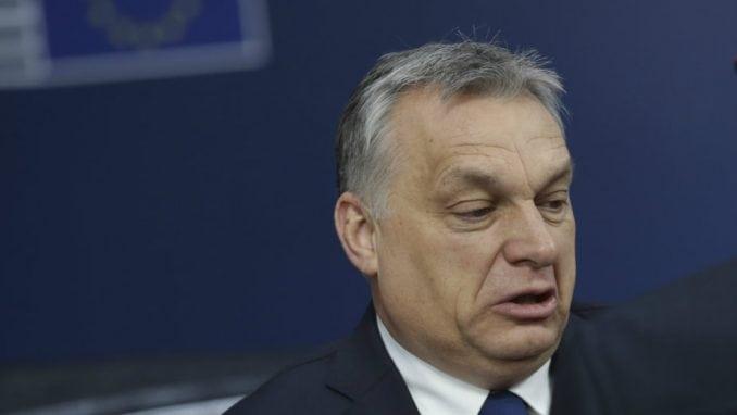 Orban: Cilj Mađarske je da antiimigrantske snage prevladaju u svim institucijama EU 1