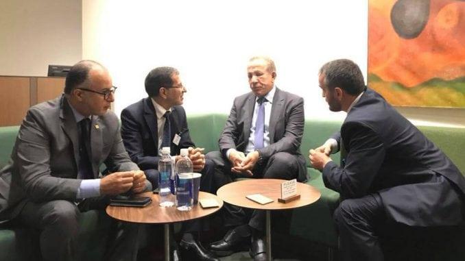 Pacoli lobira za priznanja Kosova i članstvo u Interpol 4
