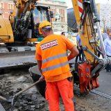 """Nikodijević: Privremena okretnica kod """"Albanije"""" zbog druge faze rekonstrukcije Trga republike 10"""