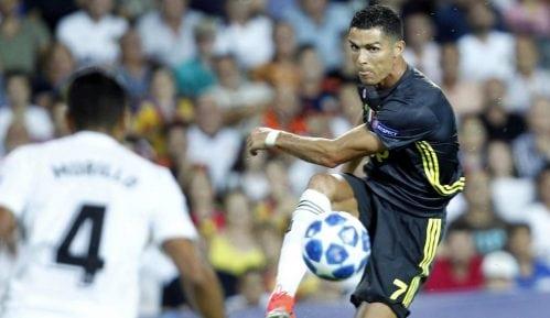 Ronaldo prihvatio da plati kaznu od 18,8 miliona evra zbog utaje poreza 14