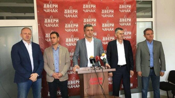 Savez za Srbiju: Izbori u Lučanima ozbiljan test 1