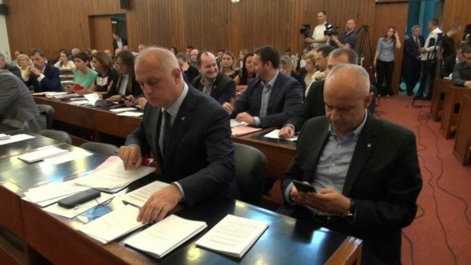 Skupština Beograda u ponedeljak o izmenama i dopunama budžeta za ovu godinu 1