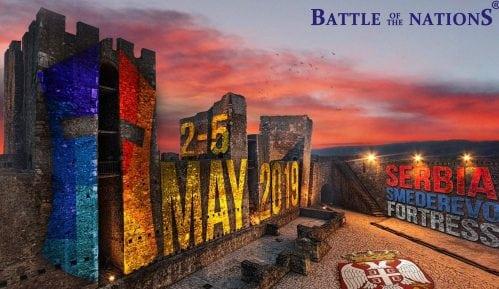 """Spektakl """"Bitka nacija"""" u Smederevu narednog maja 13"""