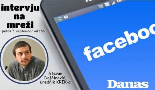 Stevan Dojčinović odgovara 7. septembra na pitanja na Fejsbuku 14