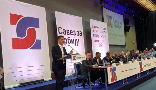 U Beogradu i zvanično formiran Savez za Srbiju 8