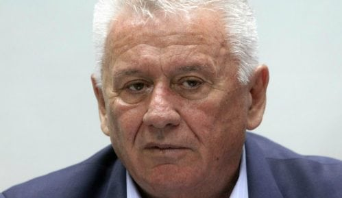 Ilić poručio Dačiću da je Vučićeva krpa za potiranje 7