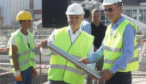 Vesić: Ove godine grad izdao građevinske dozvole za više od 750.000 kvadrata 7