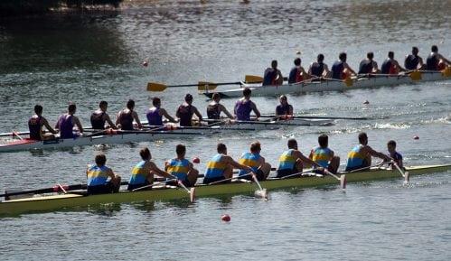 Prvenstvo Srbije u veslanju od 21. septembra na Adi Ciganliji 3