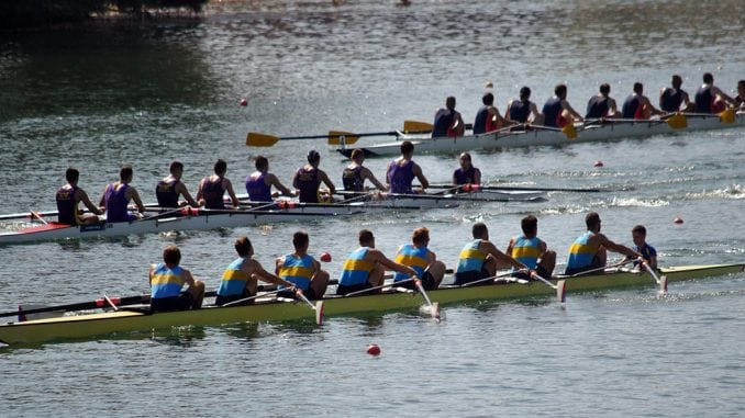 Prvenstvo Srbije u veslanju od 21. septembra na Adi Ciganliji 1
