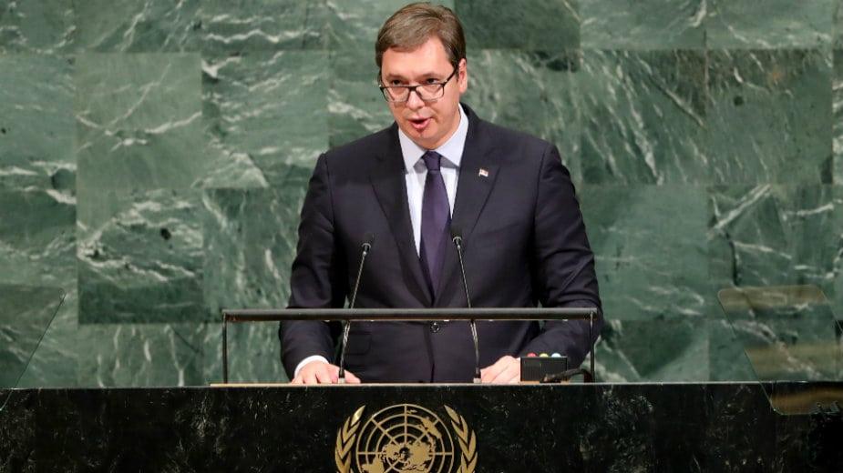 Vučić: Potrebno uložiti milion i po evra u Tiršovu 1