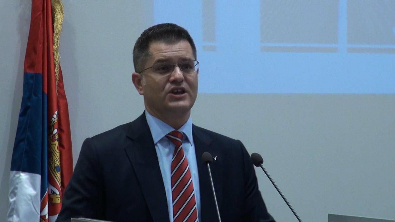 Jeremić: Takozvano razgraničenje je antiustavno, Vučić pogazio zakletvu 1