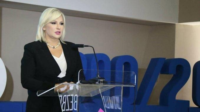 Mihajlović: Zajednički rad celog društva za bezbednost dece 1