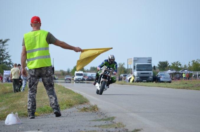 Održana moto trka Velika nagrada Zrenjanina 1