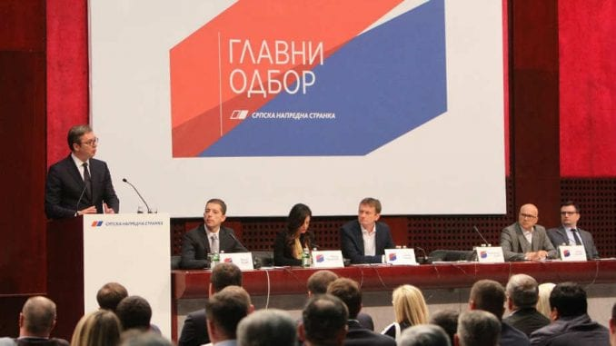 Šta je jača poluga moći Vučića - medijska ili partijska 1