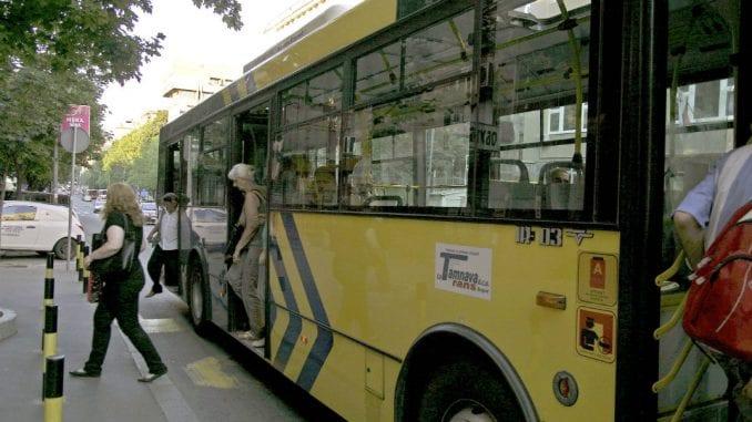 Izmene na autobuskim linijama zbog požara na Zelenom vencu 1