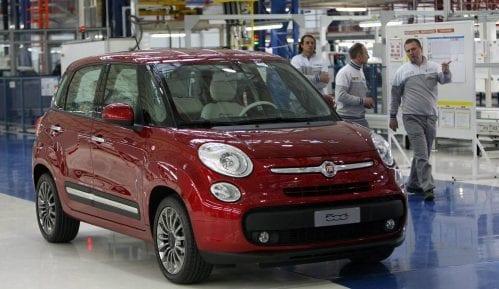Proizvodnja Fijata 500L u Kragujevcu ponovo staje do 4. novembra 6