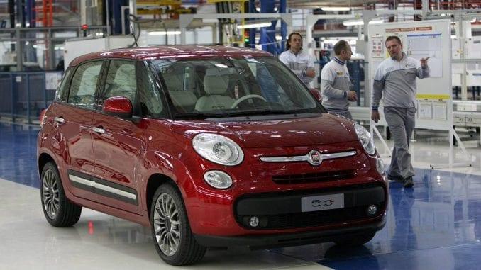 U kragujevačkom Fijatu proizvedeno oko 15.000 automobila 4