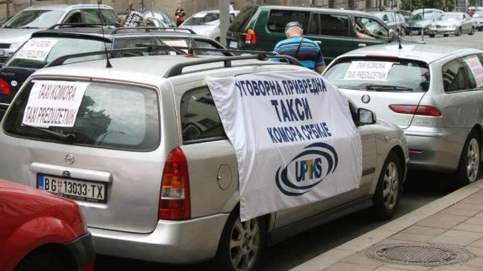Država suzbija tehnologiju, radi za taksiste 1