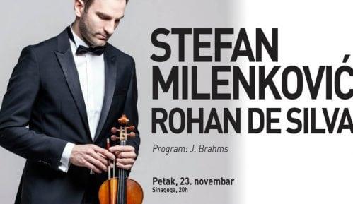 Koncert Milenkovića u Sinagogi 7