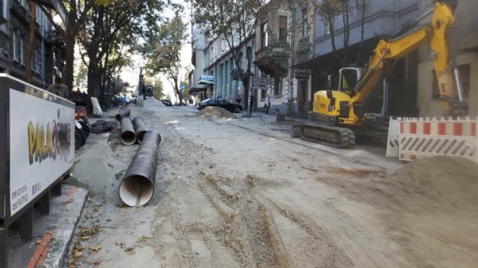 Građani osporavaju rešenje kojim je odobrena rekonstrukcija 1