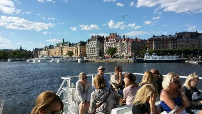 Stokholm: Otkrivanje arhipelaga 1