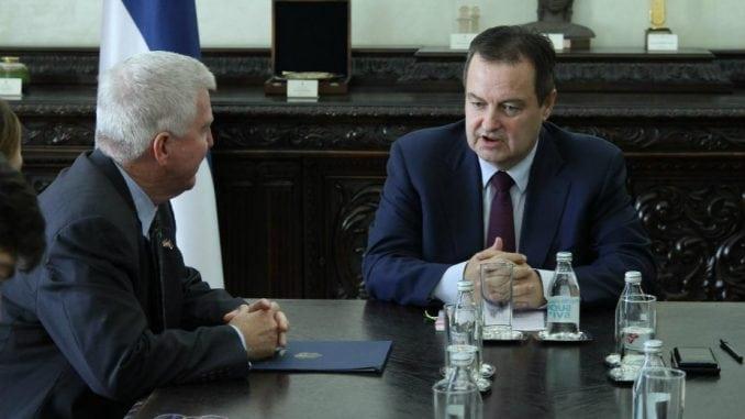 Dačić i Skot: Uspešni sastanci Srbije i SAD u Ujedinjenim nacijama 1