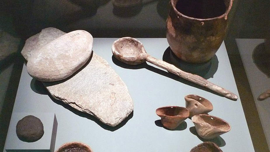 Jelovnik iz doba neolita 1