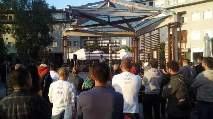 Protest građana Požege: Tražimo ostavke opštinskih čelnika 4