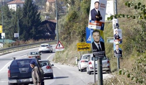 Kampanja u BiH obilovala retorikom razdora 9