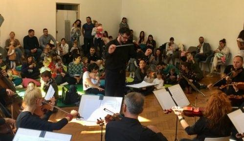 Filharmonija svirala za novosadske bebe 5